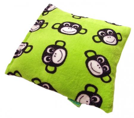 Monkey Green kis párna