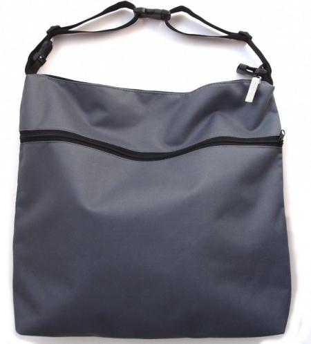 Dark Grey pelenkázó táska babakocsira