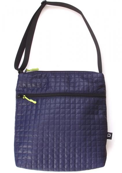 Litlle Square Dark Blue gyerek táska