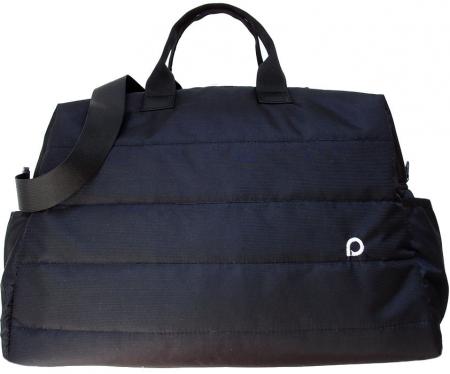 Plain Black XL  táska babakocsira