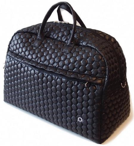 Big Comb Black utazó táska