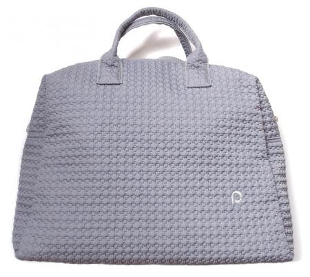 Small Grey Comb  M táska babkocsira