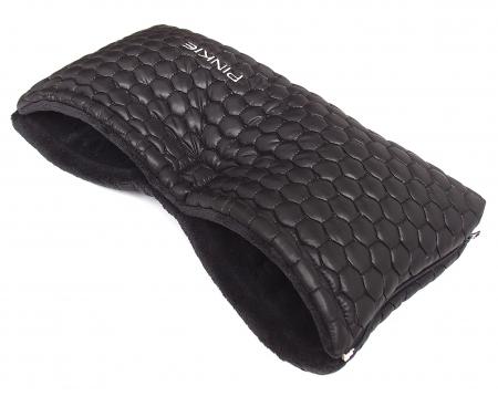 Big Comb Black kézmelegítő