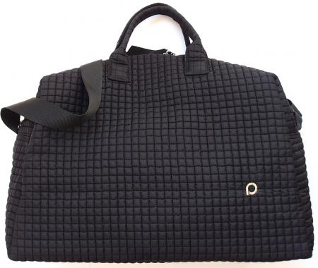 Little Square Black XL  táska babakocsira
