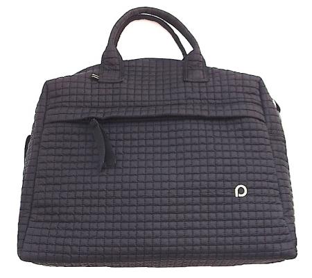 Little Square Black M táska