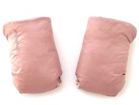 Pink Camo  kesztyű babakocsira