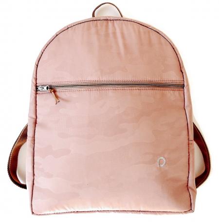 Bugee Pink Camo hátizsák