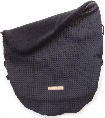 Szigetelt Small Black Comb összehúzható takaró