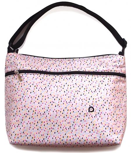 Drop Pink  táska babakocsira