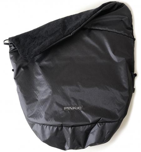 Szigetelt Pinkie Black összehúzható takaró