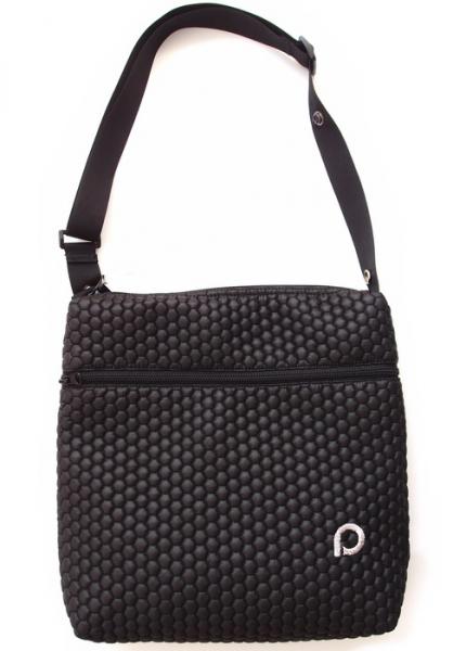 Black Comb- crossbody pelenkázó táska - KICSI
