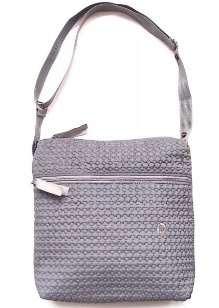 Small Grey Comb  - crossbody pelenkázó táska - KICSI