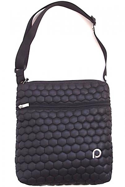Big Comb Black - crossbody pelenkázó táska - KICSI