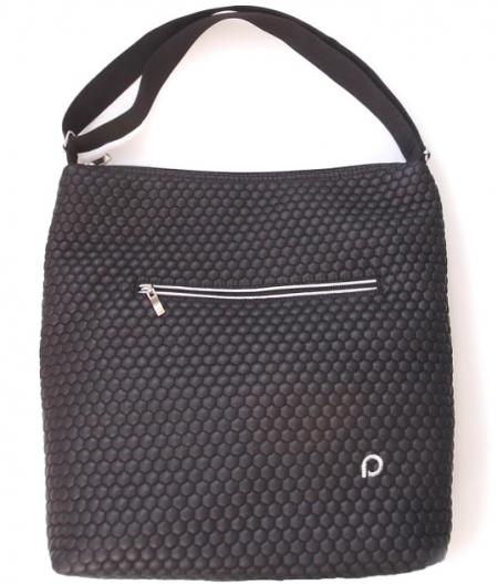 Black Comb pelenkázó táska babakocsira - NAGY