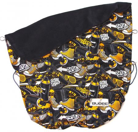 Összehúzható  Bugee Free Style takaró