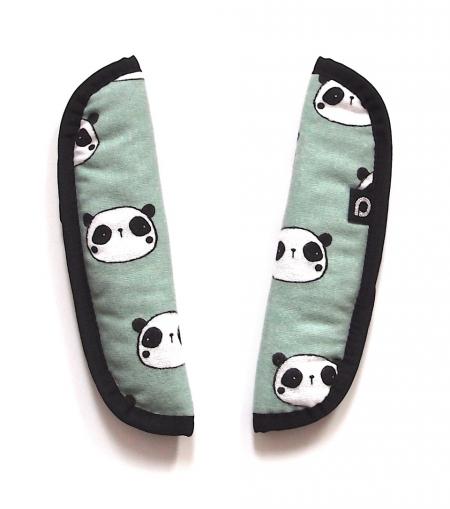 Babakocsi Panda Mint biztonsági öv védő