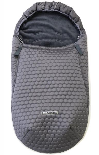 Big Comb Grey vékonyabb bundazsák