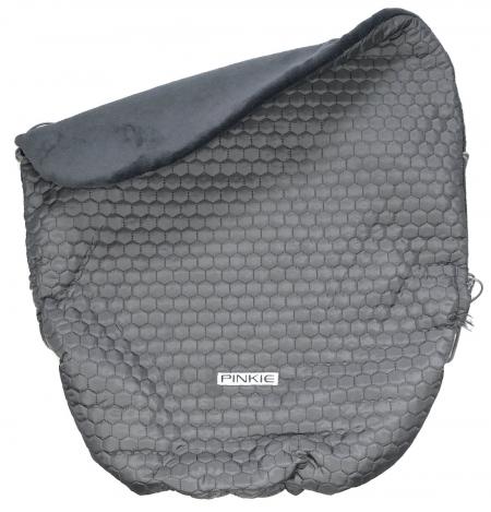 Szigetelt Big Comb Grey összehúzható takaró