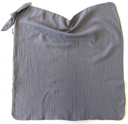 Nyári Pinkie Muslin Grey All takaró