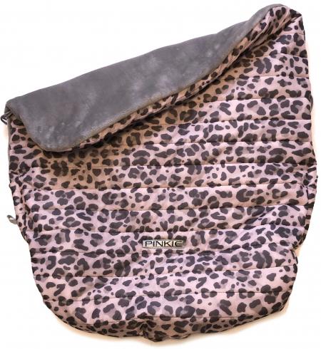 Szigetelt Animal Pink összehúzható takaró