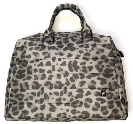Animal Grey M táska babakocsira