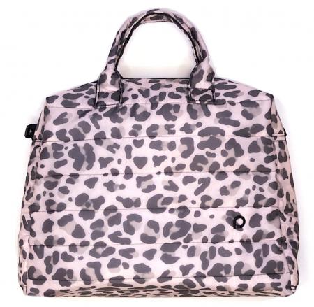 Animal Pink M táska babakocsira