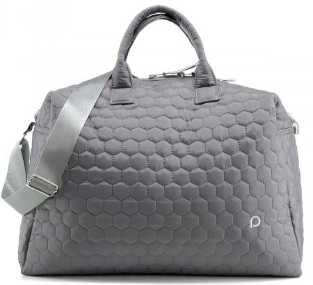 Big Comb Grey  XL  táska babakocsira