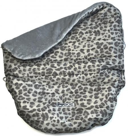 Szigetelt Animal Grey összehúzható takaró