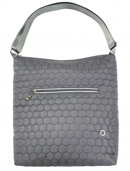 Big Comb Grey  pelenkázó táska babakocsira - NAGY