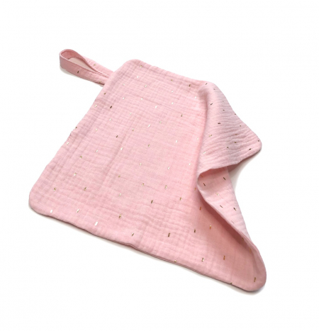 Pinkie Muslin Light Pink rongy