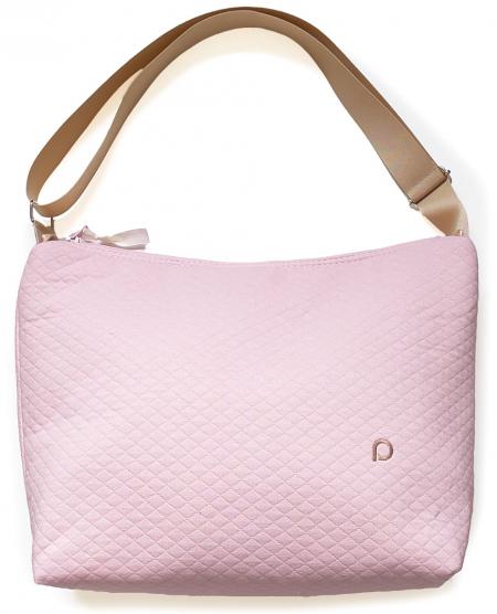Diamond Light Pink II. táska babakocsira