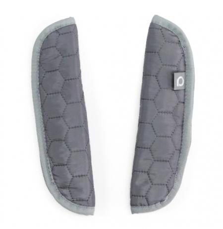 Babakocsi Big Comb Grey biztonsági öv védő