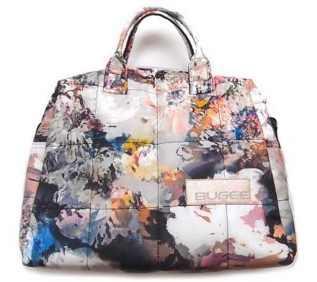 Bugee Flower M táska babkocsira