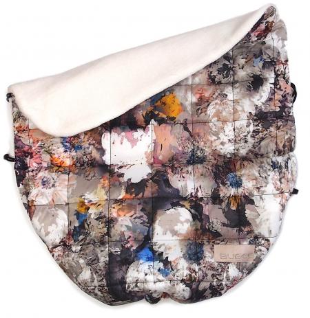 Szigetelt Bugee Flower összehúzható takaró