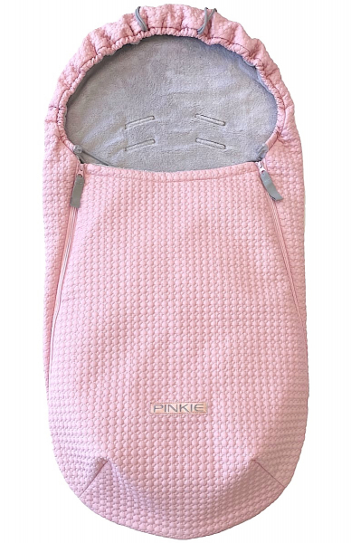 Vékonyabb Small Pink Comb bundazsák