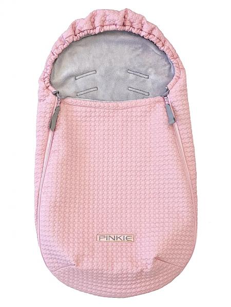 Small Pink Comb  bundazsák 0-12 hónap
