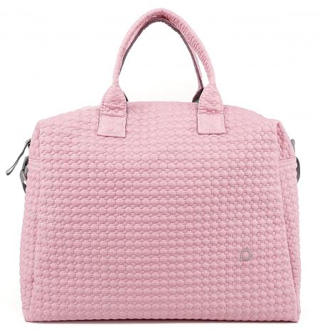 Small Pink Comb  M táska babakocsira