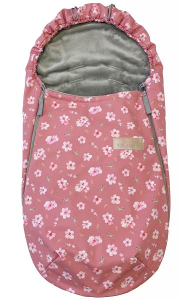 Vékonyabb Bugee Softshell Pink Rose bundazsák