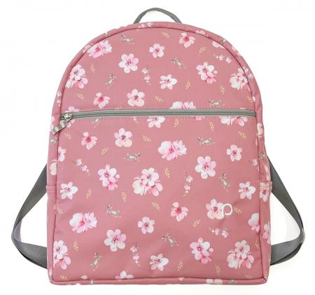 Bugee Softshell Pink Rose hátizsák