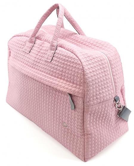 Small Pink Comb utazó táska