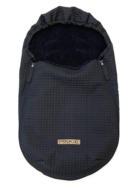 Small Black Comb bundazsák  0-12 hónap