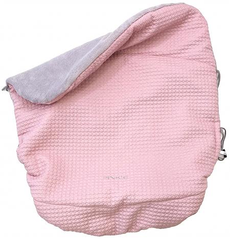 Szigetelt Small Pink Comb összehúzható takaró