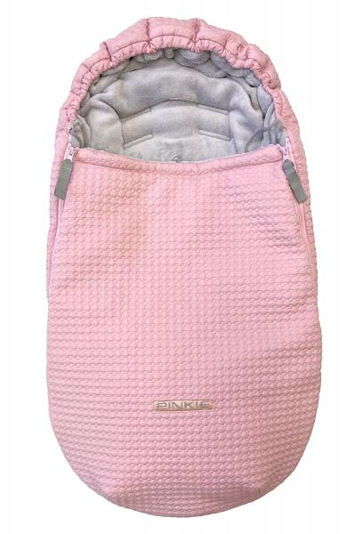 Téli Small Pink Comb  bundazsák 0-12 hónap