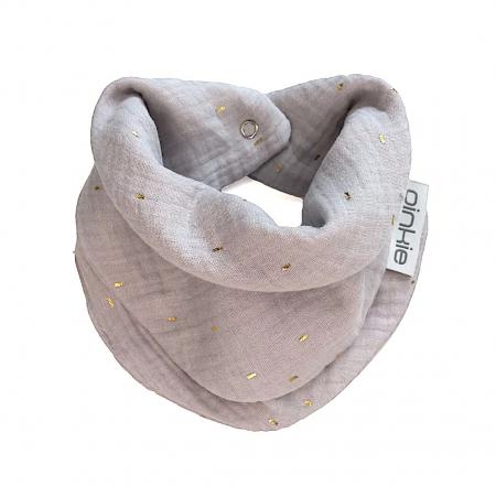 Muslin Grey kendő