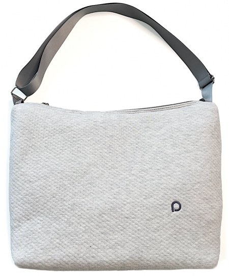 Grey Quilt táska babakocsira