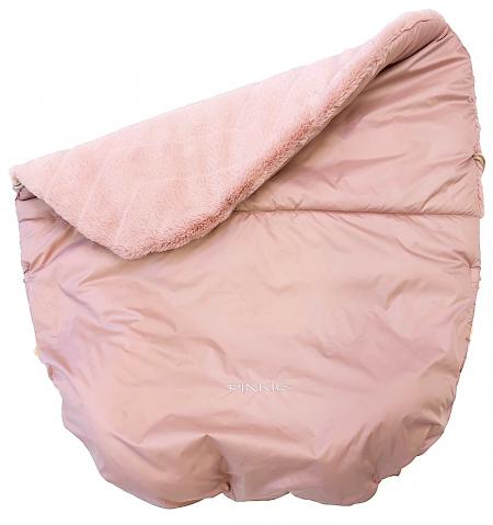 Szigetelt Pinkie Fur Pink összehúzható takaró