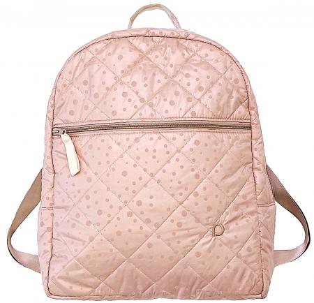 Bugee Soft Pink Dots hátizsák