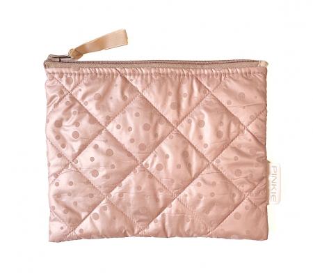 Soft Pink Dots  kozmetikai kistáska