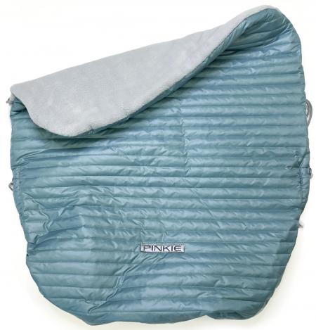 Szigetelt Ocean Blue  összehúzható takaró