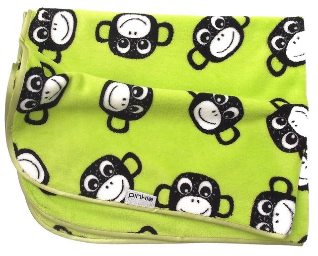 Monkey Green takaró